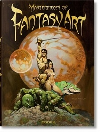 Dian Hanson - Masterpieces of Fantasy Art.