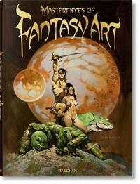 Dian Hanson - Masterpieces of Fantasy Art.