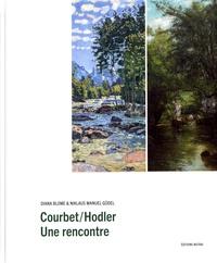 Diana Blome et Niklaus Manuel Güdel - Courbet/Hodler - Une rencontre.