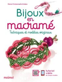 Corridashivernales.be Bijoux en macramé - Techniques et modèles originaux Image