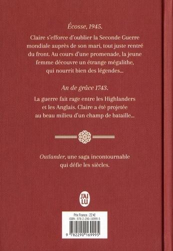 Outlander Tome 1 Le chardon et le tartan -  -  Edition de luxe