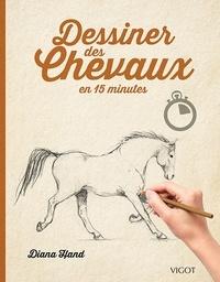 Diana Hand - Dessiner des chevaux en 15 minutes.