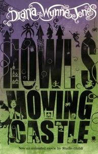 Diana Wynne Jones - Howl's Moving Castle.