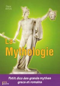 Diane Artois - La mythologie grecque et romaine.
