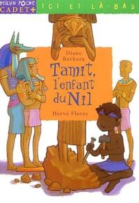 Diane Barbara - Tamit, l'enfant du Nil.
