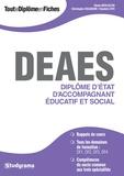 Diane Berlucchi et Christophe Degardin - Diplôme d'état d'accompagnant éducatif et social (DEAES).
