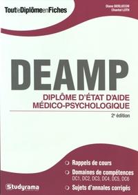 Diane Berlucchi et Chantal Loth - Diplôme d'Etat d'aide médico-psychologique.