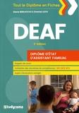 Diane Berlucchi et Chantal Loth - Diplôme d'Etat d'assistant familial DEAF.