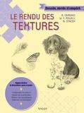 Diane Cardaci et William-F Powell - Le rendu des textures.