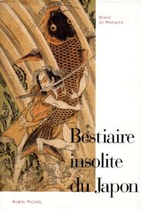 Diane de Margerie - Bestiaire insolite du Japon.
