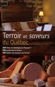 Diane Drapeau - Terroir et saveurs du Québec.