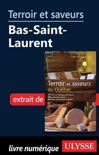 Diane Drapeau - Terroir et saveurs du Québec - Bas Saint-Laurent.