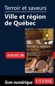 Diane Drapeau - Terroir et saveurs du Québec - Ville de Québec et sa région.