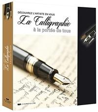 Diane Foisy - La calligraphie à la portée de tous : découvrez l'artiste en vous - Contient : un porte-plume, un stylo plume avec quatre cartouches d'encre de couleur, deux tubes de gouache, un pinceau et un bloc de 30 feuilles de papier dessin.