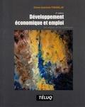 Diane-Gabrielle Tremblay - Développement économique et emploi - Les enjeux et les politiques.