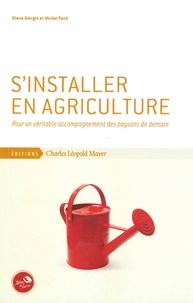 Sinstaller en agriculture - Pour un véritable accompagnement des paysans de demain.pdf