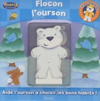 Diane James et Alex Burnett - Flocon l'ourson.
