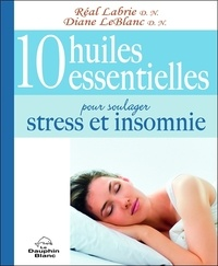 Deedr.fr 10 huiles essentielles pour soulager stress et insomnie Image