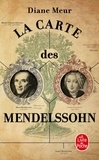 Diane Meur - La carte des Mendelssohn.