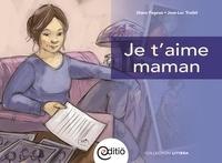 Diane Pageau et Jean-Luc Trudel - Je t'aime maman! - Noël.