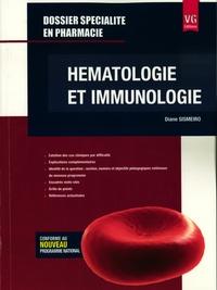 Diane Sismeiro - Hématologie et immunologie.