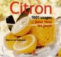 Diane Sutherland et Jon Sutherland - Citron - 1001 usages pour tous les jours.