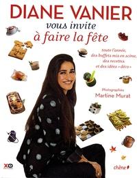 Galabria.be Diane Vanier vous invite à faire la fête Image