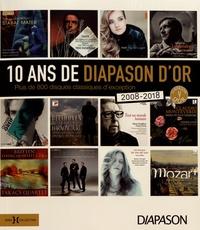 Era-circus.be 10 ans de Diapason d'or - Plus de 800 disques classiques d'exception (2008-2018) Image