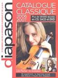 Diapason - Catalogue Classique Diapason.