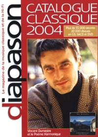 Diapason - Diapason - Catalogue classique.