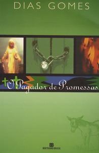 Dias Gomes - O Pagador de Promessas - Edition en langue portugaise.