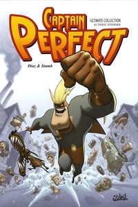 Diaz - Captain Perfect Tome 1 : Ultimate collection.