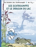 DIAZ Miguel et De Coninck - Les Schtroumpfs Lombard - tome 36 - Les Schtroumpfs et le dragon du lac.