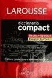 Diccionario Compact español-alemán, Deutsch-Spanisch.
