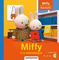 Dick Bruna - Miffy à la bibliothèque.