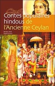 Dick De Ruiter - Contes populaires hindous de l'Ancienne Ceylan.