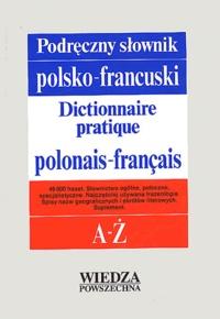 Histoiresdenlire.be Dictionnaire pratique Polonais-Français : Podreczny slownik polsko-francuski Image