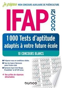 IFAP 1000 Tests d'aptitude adaptés à votre future école- 10 concours blancs -  Didasko Santé |