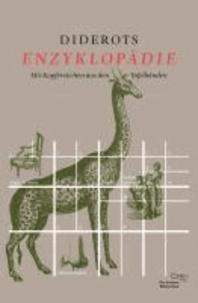 Diderots Enzyklopädie - Mit Kupferstichen aus den Tafelbänden.