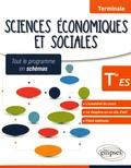 Didier Ambialet - Sciences économiques et sociales Tle ES.