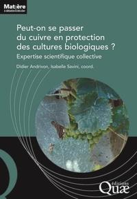 Peut-on se passer du cuivre en protection des cultures biologiques ? - Expertise scientifique collective.pdf
