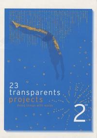 Anglais Projects 2e- 23 transparents -  Didier |
