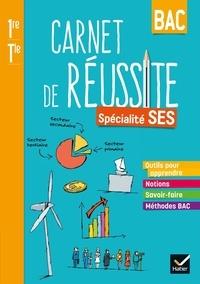 Didier Anselm et Nicolas Olivier - Spécialité SES 1re - Terminale - Cahier de l'élève.