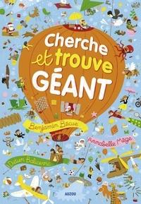 Télécharger le livre d'essai en anglais pdf Cherche et trouve géant par Didier Balicevic, Benjamin Bécue, Annabelle Mège in French