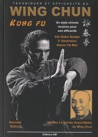 Didier Beddar - Wing Chun Kung Fu.