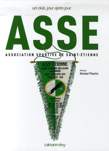 Didier Bigard - ASSE - Association Sportive de Saint-Etienne.