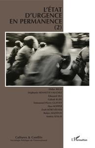 Didier Bigo - Cultures & conflits  : L'état d'urgence en permanance (2).