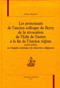 Didier Boisson - .