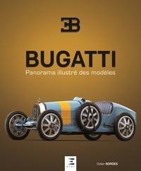 Alixetmika.fr Bugatti, panorama illustré des modèles Image
