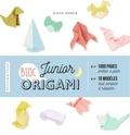 Didier Boursin - Bloc junior origami.